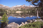 Lakes in the Sierras