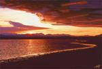 Sunset at Crowley Lake 1