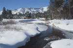 Winter Morning at Upper Truckee River