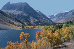 Fall Colors at  Lundy Lake