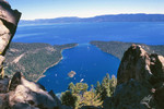 Emerald Bay from Maggies Peak