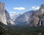 Yosemite Valley, Bridal Veil Falls